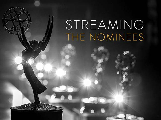 Streaming the 2017 Emmy Nominees