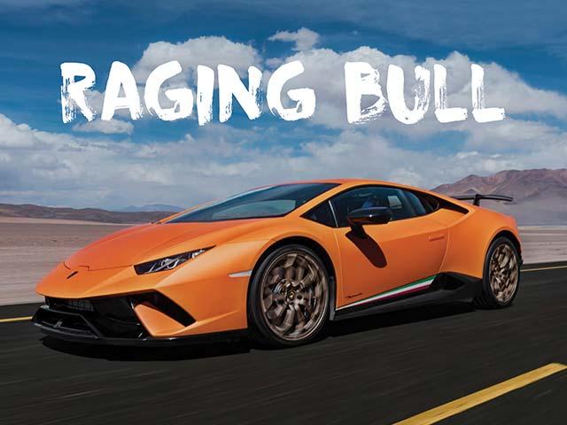 Raging Bull: Lamborghini's Huracán Performante