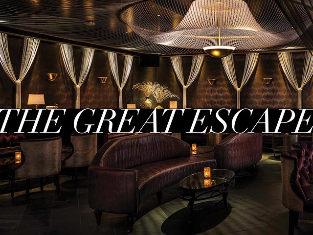 The Great Escape: The Latest Generation of Vegas Lounges