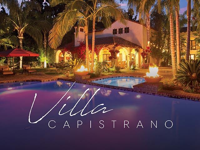 Spotlight: Villa Capistrano